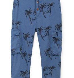 Siesta cargo linen pants