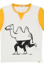 T-shirt, imprimé chameau
