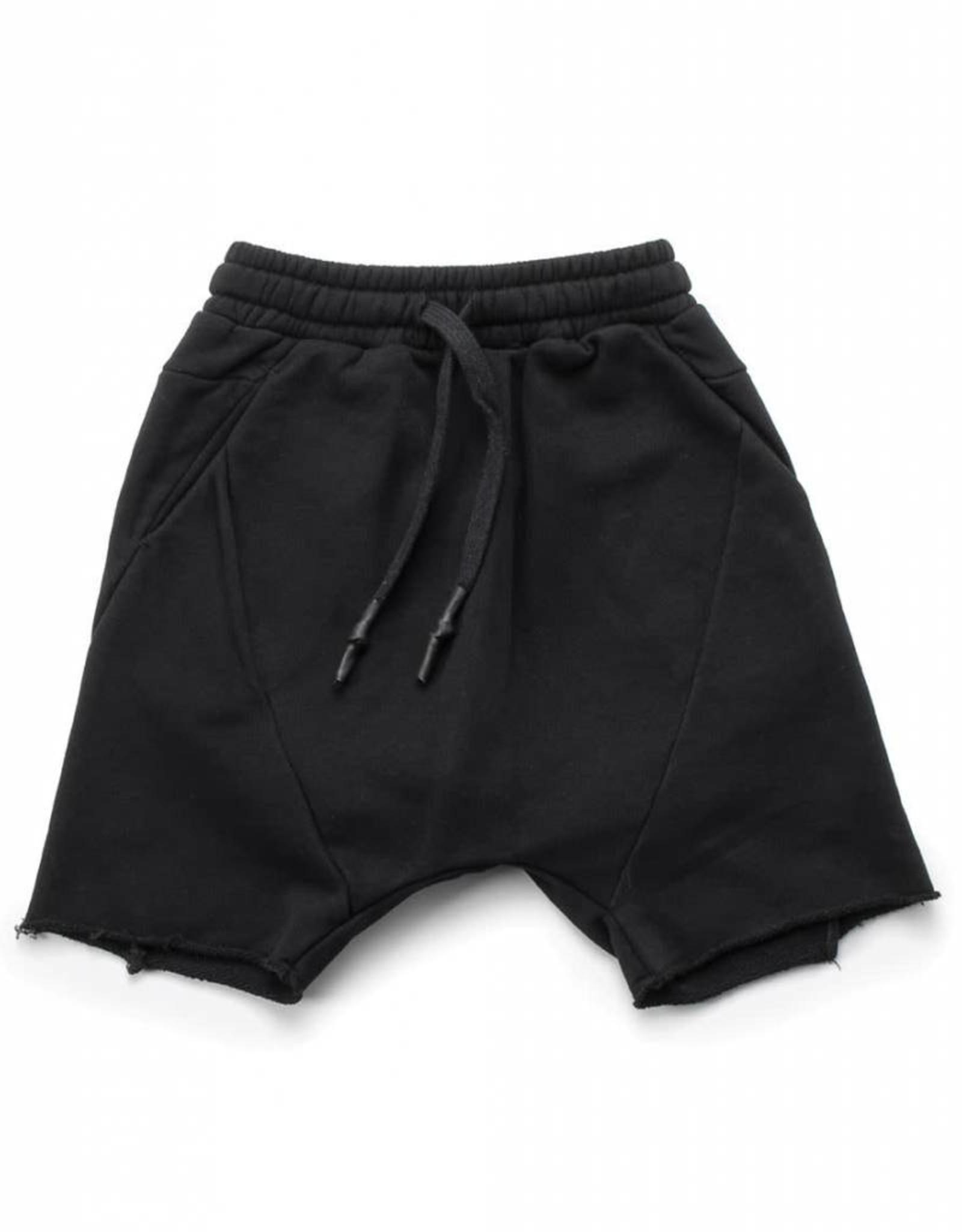 Rouded shorts
