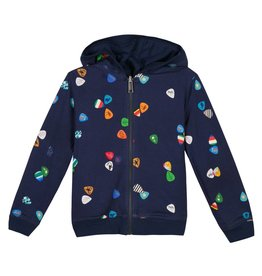 Robin hooded sweatshirt