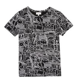 Printed instruments t-shirt