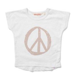 T-shirt pour bébés Peace
