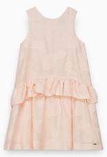 Tartine et Chocolat Dress, with ruffles