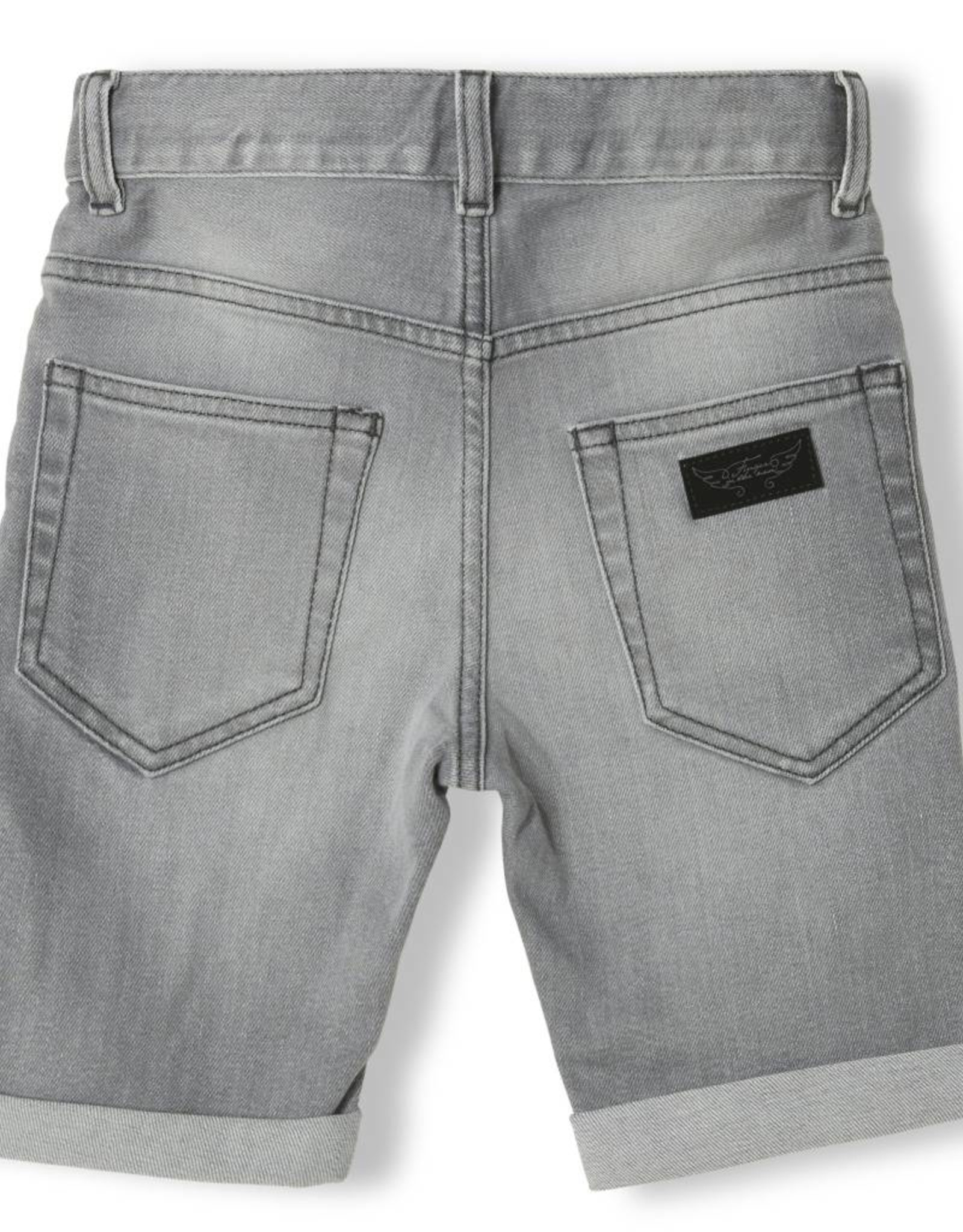 Edmond denim bermuda