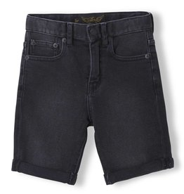 Bermuda en denim Edmond noir