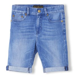 Edmond mid blue denim