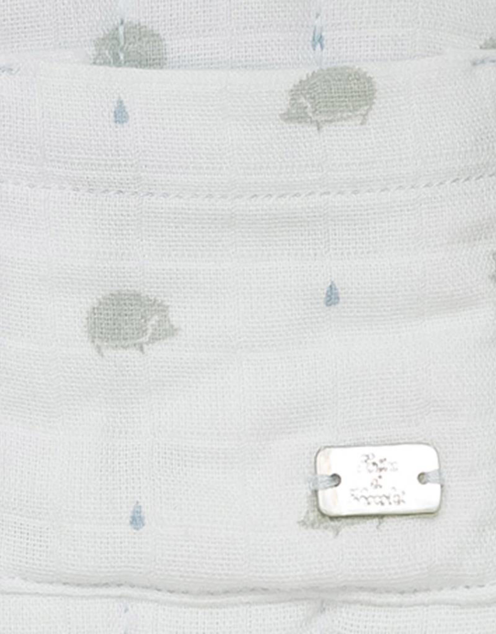 Jacket, hedgehogs print