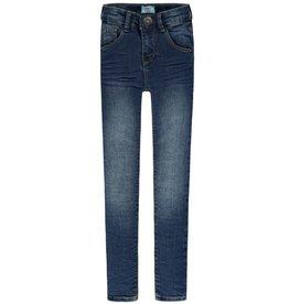 Jeans Pearl, moyennement délavé