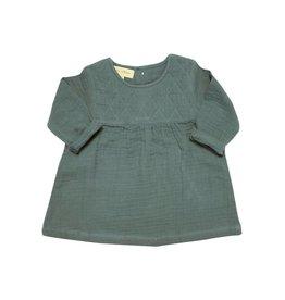 La Petite Collection -  Waffled dress