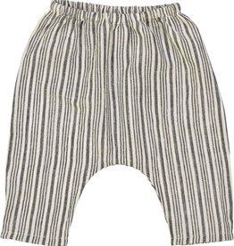 Pantalon harem bébé ligné Jungle