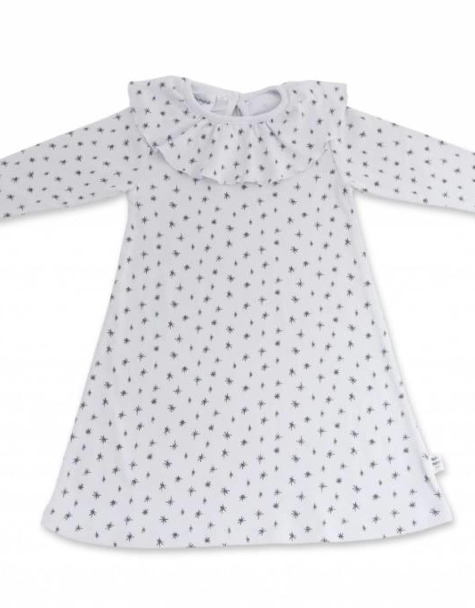 Moli nightgown, stars print