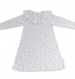 Moli nightgown, stars print