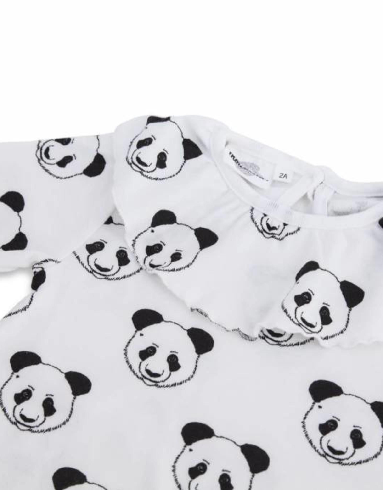 Moli nightgown, pandas print