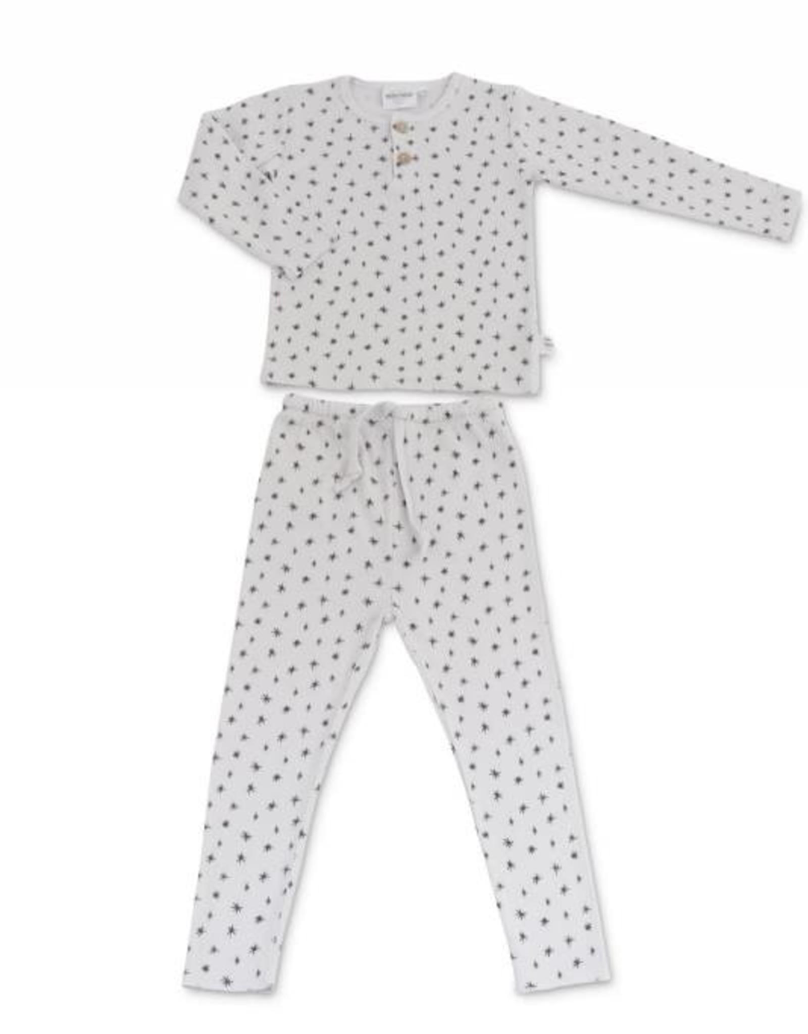 Ours 2 pieces pajama, stars print