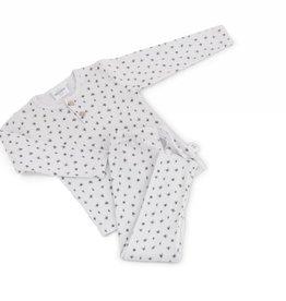 Pyjama 2 pièces Ours, imprimé étoiles