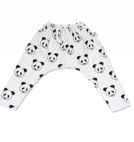 Opa harem pants, pandas print