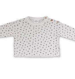 Sweat sweater, stars print