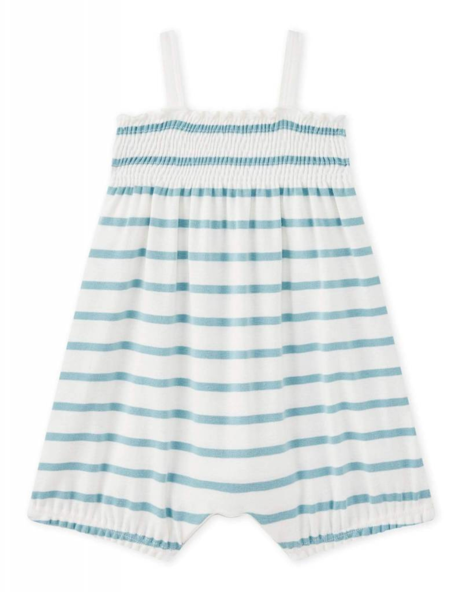 Baby Girl Mikini Romper with Straps