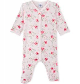 Baby Girl Floral Print Mia Pajama