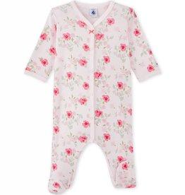 Pyjama Mia Bébé Fille à Imprimés Fleurs