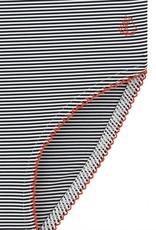 Girls Striped Swimsuit