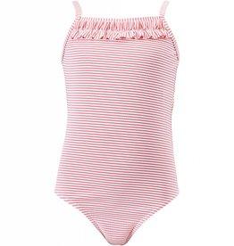Girl Striped Merite Swimsuit