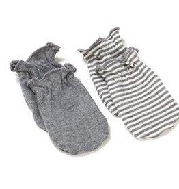 Set of birth mittens