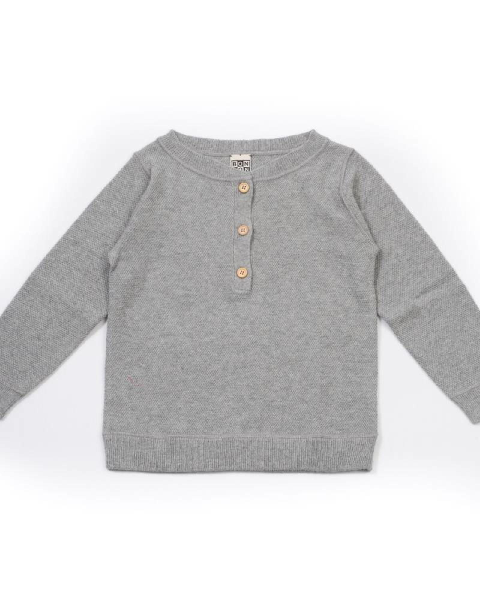 Bonton Buttons sweater