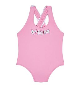 Condor Swimsuit, flower bow