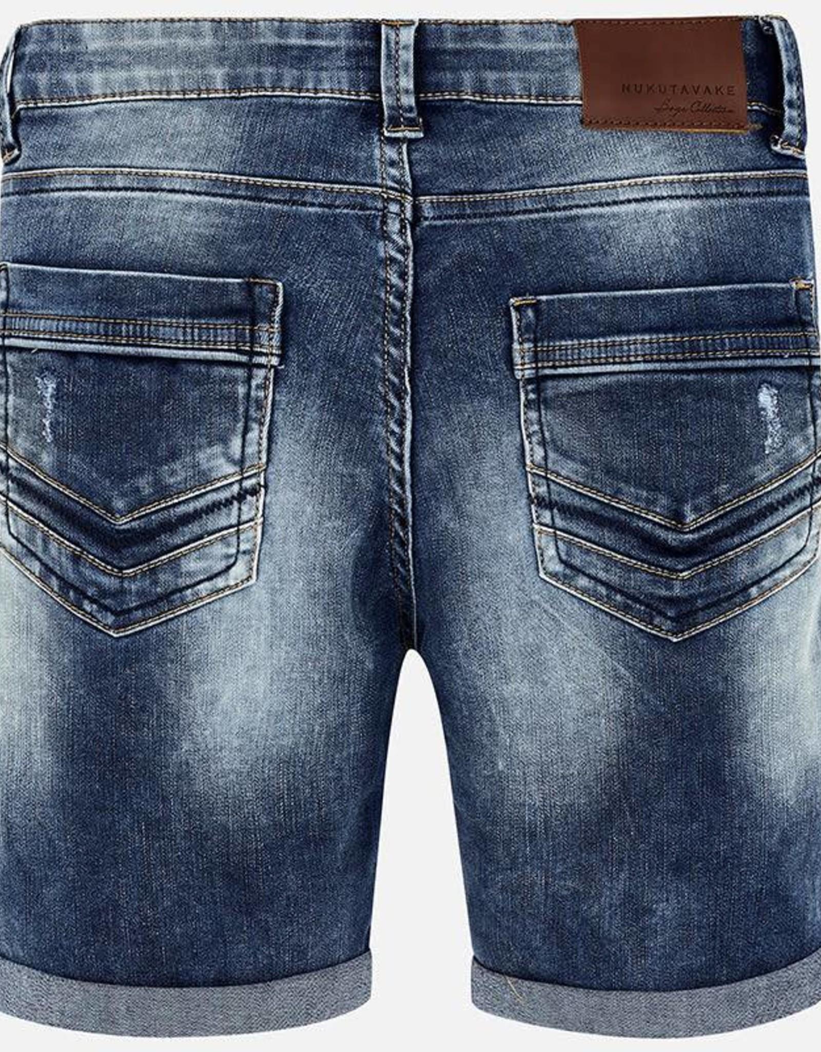 Mayoral Jeans Bermuda