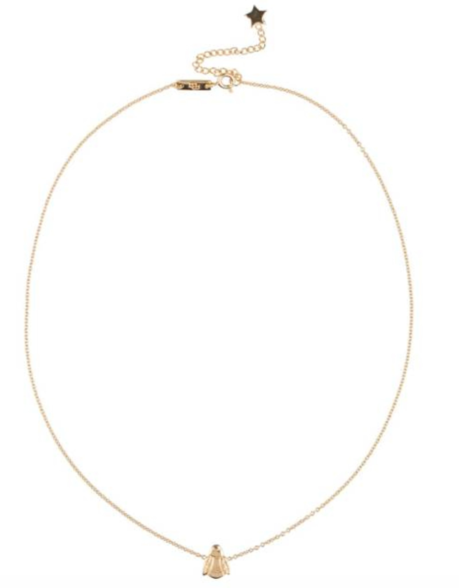 """Lennebelle """"You are the bee's knees"""" necklace"""