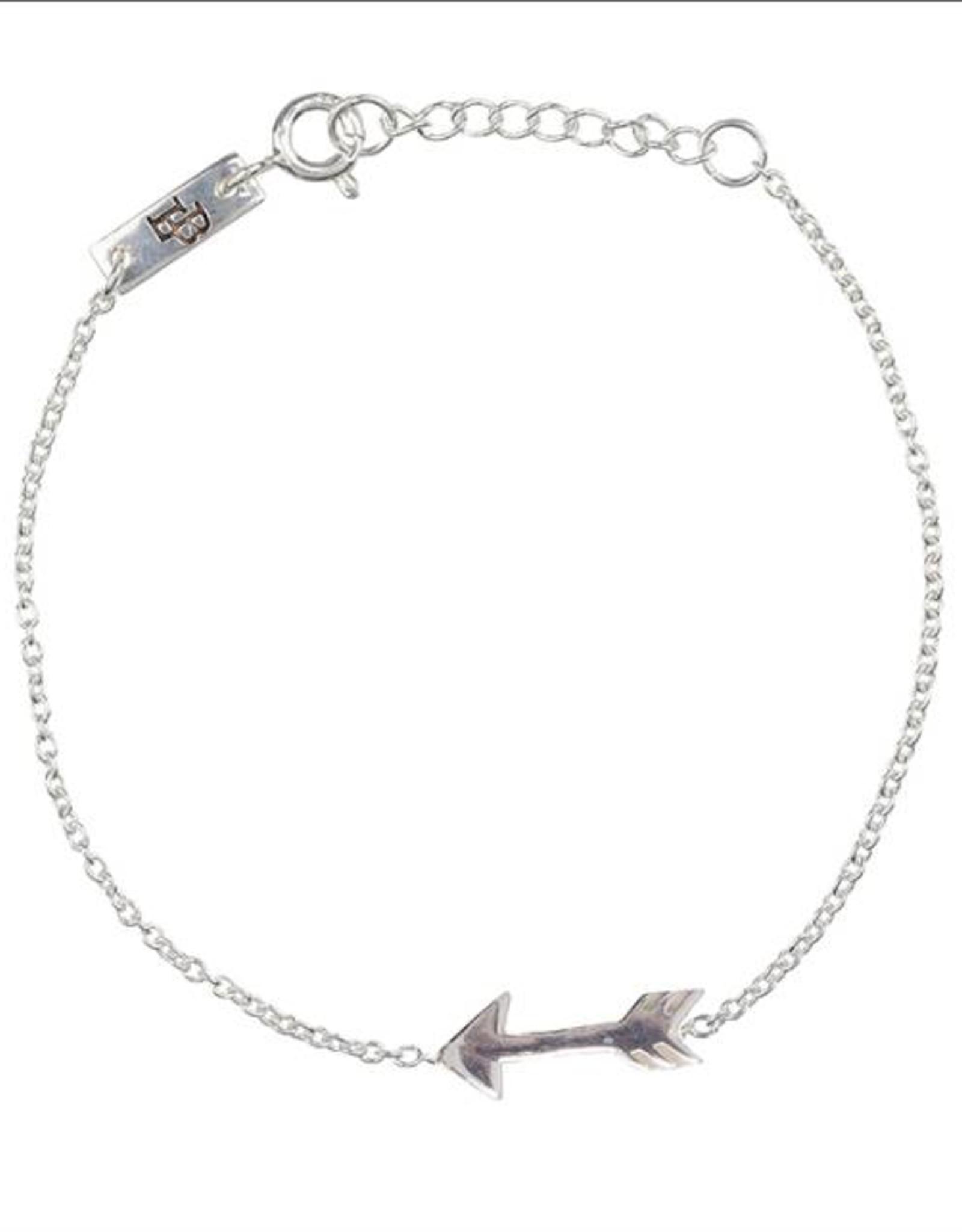 "Lennebelle ""You give me direction"" girl bracelet"
