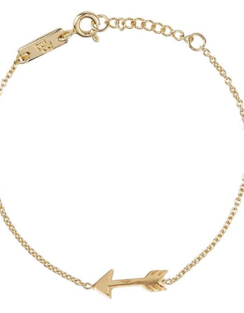 """You give me direction"" girl bracelet"