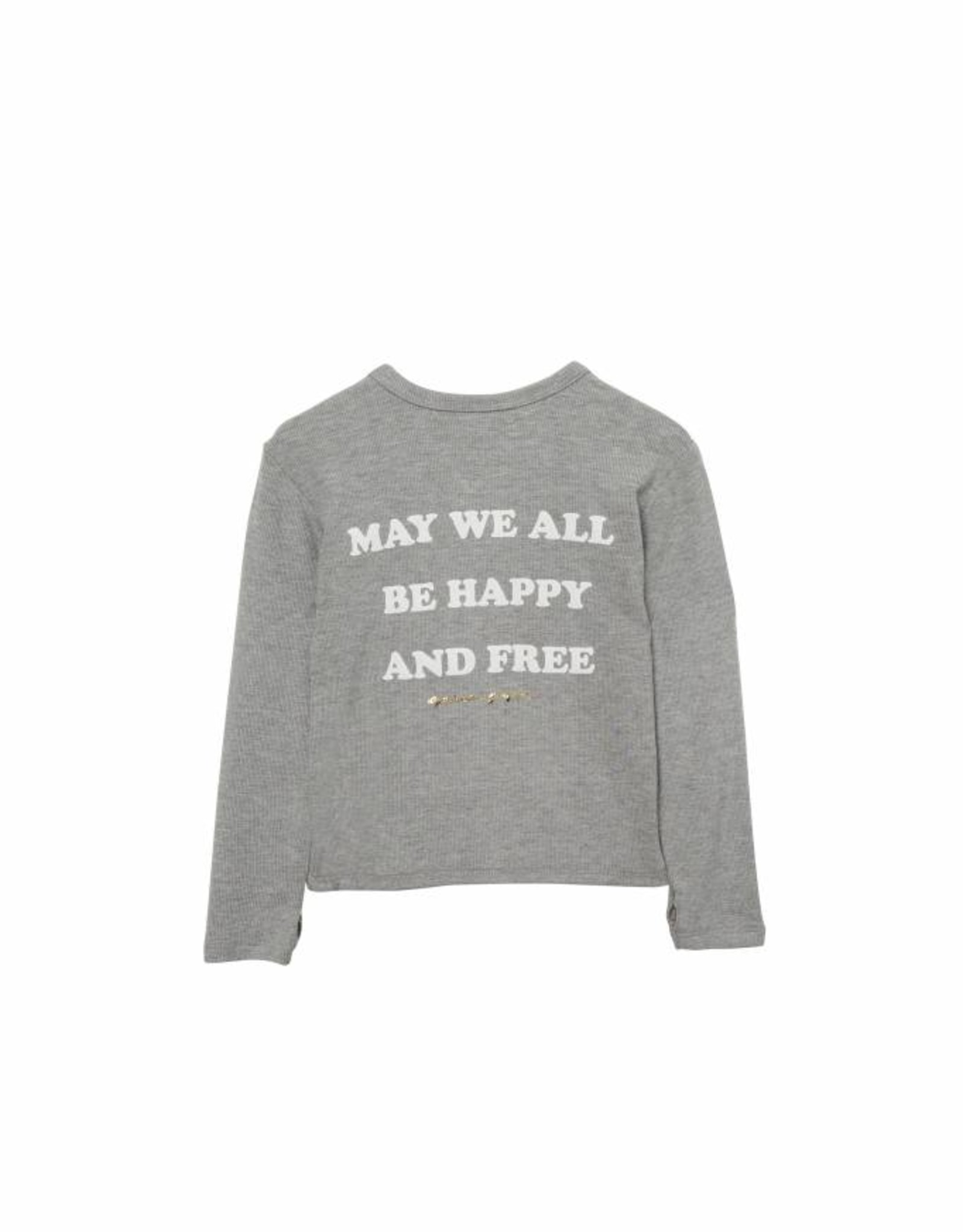 """""""Happy and free"""" sweater"""