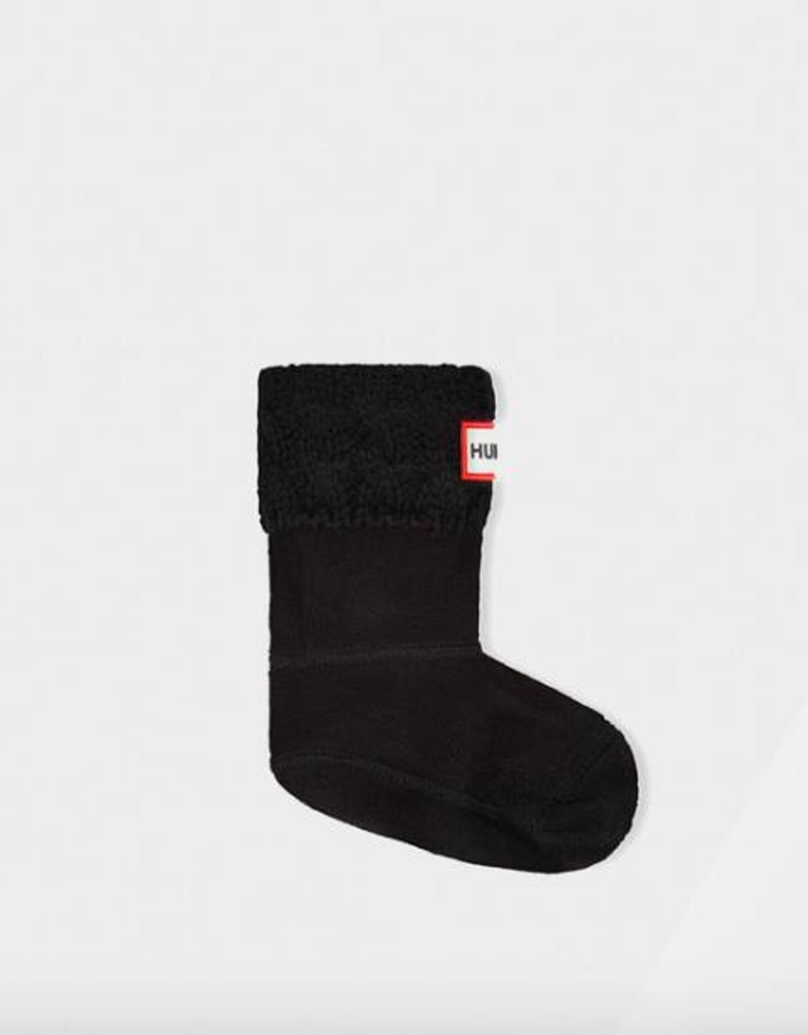Six-Stitch Cable Boot Socks
