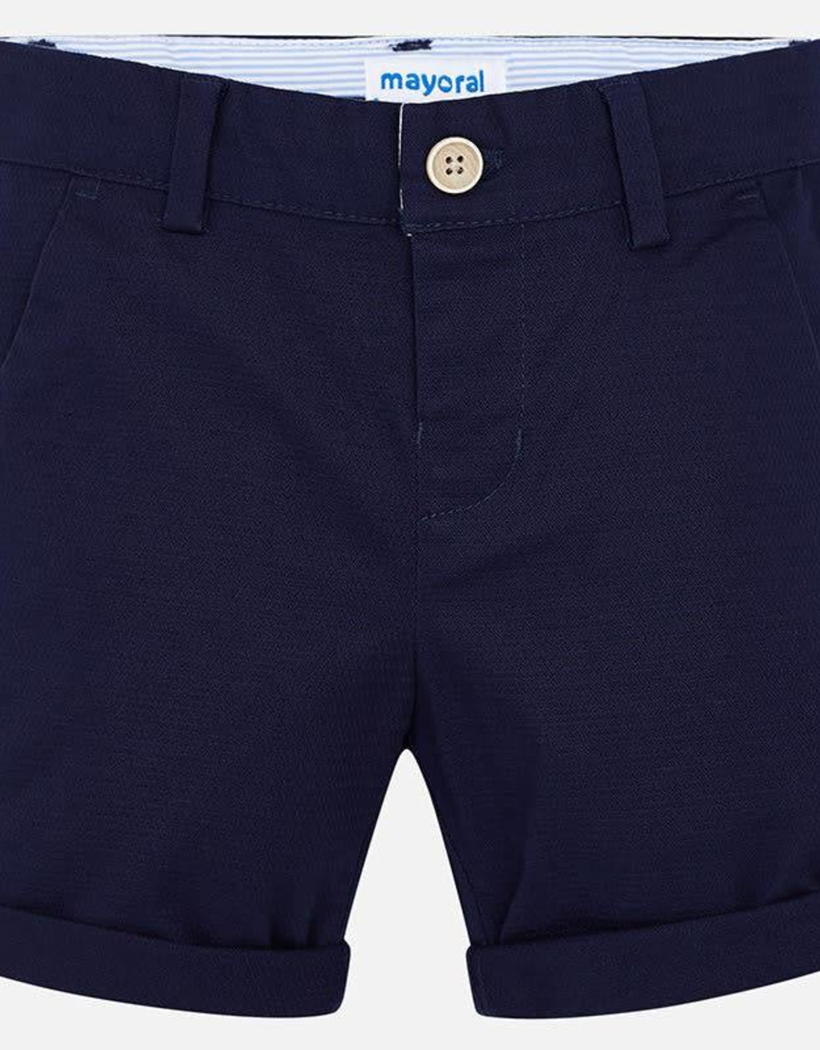 Bermuda chino velours stretch