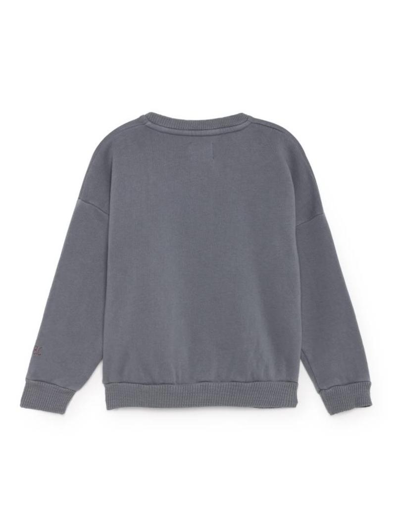 """Always never"" sweater"