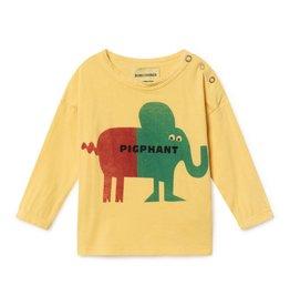 """Pigphant"" baby t-shirt"