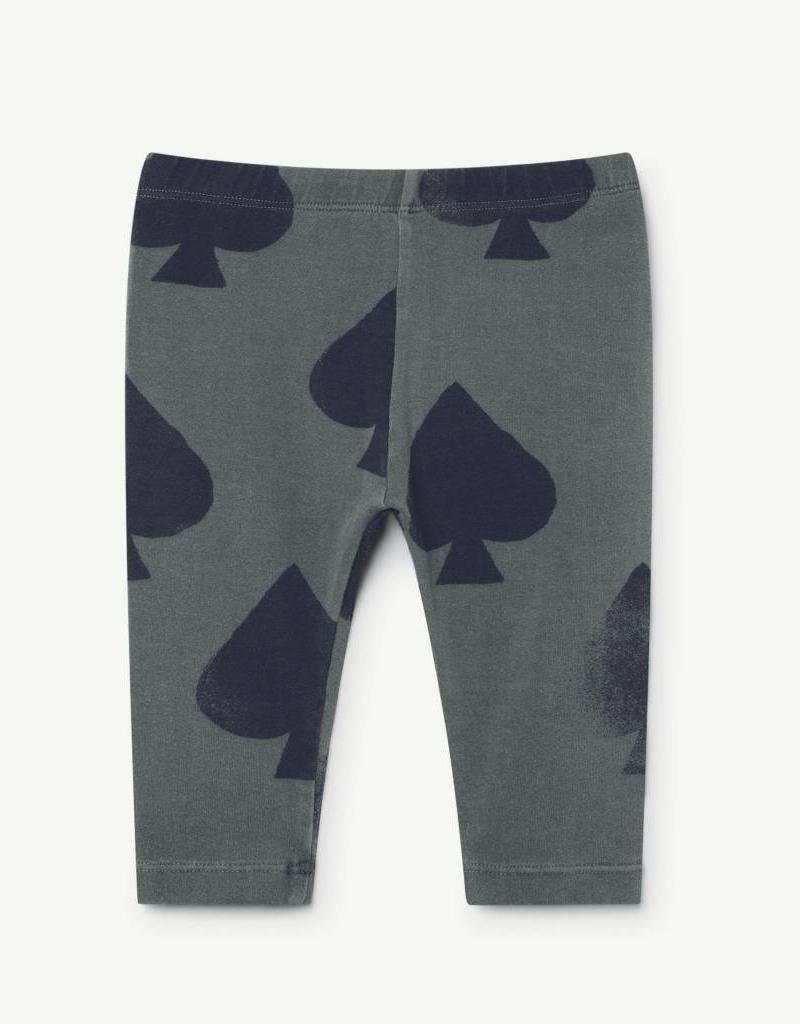 Legging Poker Penguin
