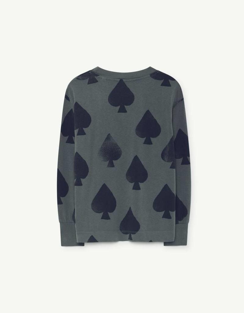 T-shirt Poker Dog