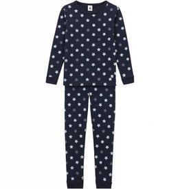 Pyjama, imprimé étoiles
