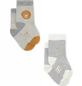 Lot de 2 chaussettes pour bébés
