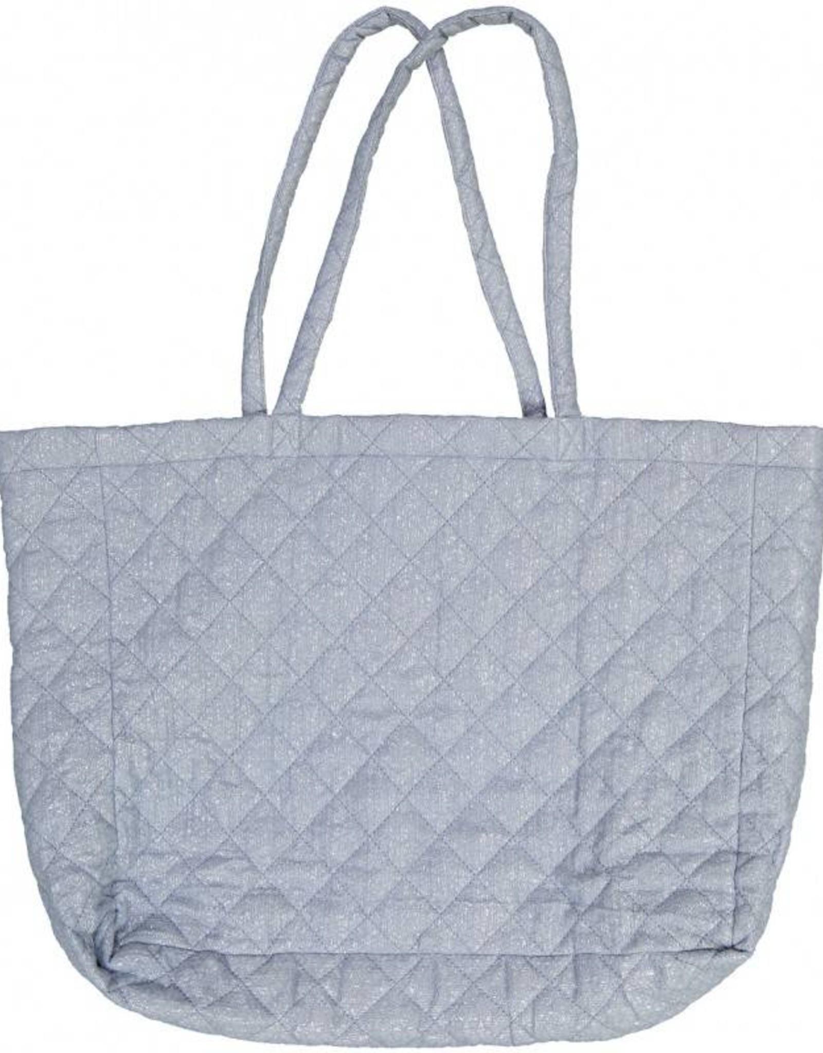 Parlementia bag, silver blue