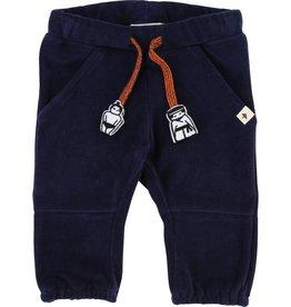Baby velvet trousers