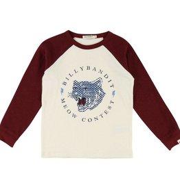 Sweater, jaguar print