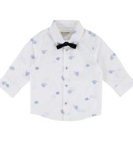 Chemise et noeud papillon pour bébé