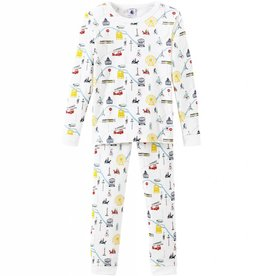 "Pajama ""A walk in Paris"""