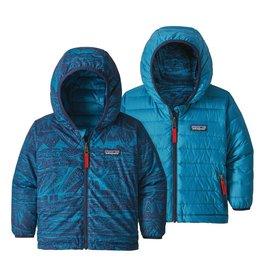 Manteau réversible à capuche pour bébé et enfant