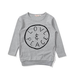 Peace & Love sweater