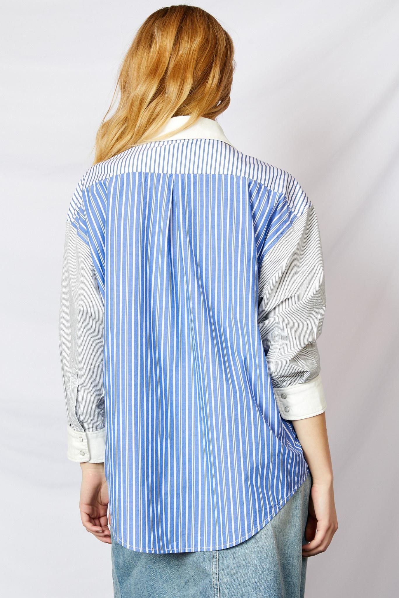 etica Joni Oversized Shirt